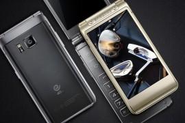 هاتف W2016 نموذج كلاسيكي آخر من سامسونغ