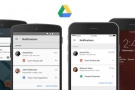 تحديثات جديدة تصل إلى Google Drive