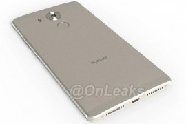 تسريب فيديو وصور هاتف هواوي القادم Huawei Mate 8