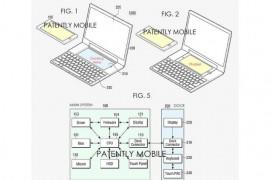 سامسونغ تقوم بتسجيل براءة إختراع تسمح بدمج الهواتف اللوحية مع الحواسيب