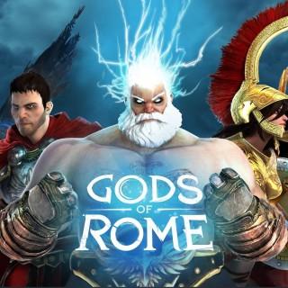 Gods of Rome تأخذك إلى عالم آلهة روما القديمة