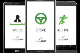 messageLOUD تطبيق لقراءة الرسائل النصية أثناء القيادة على أندرويد