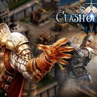 اللعبة الاستراتيجية  Clash Of King على الأندرويد