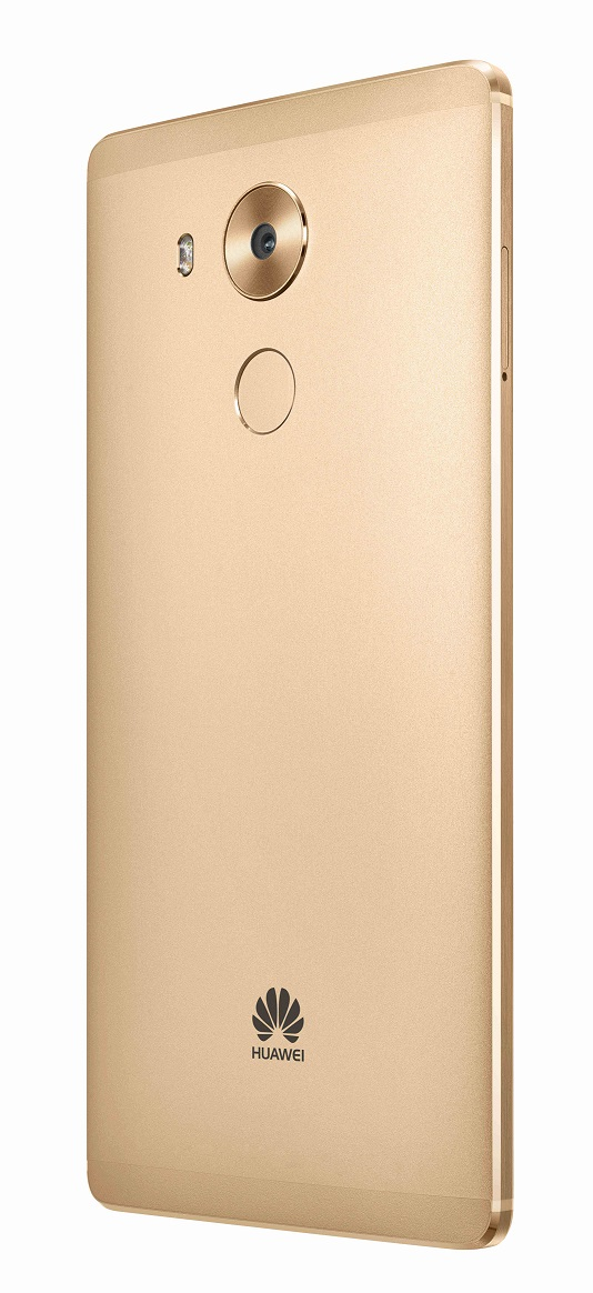 Huawei Mate 8 - Gold - Back