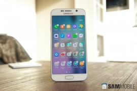 كيف سيبدو المارشمالو على Galaxy S6 و S6 Edge؟ (صور)