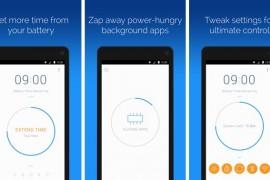 Battery Time تطبيق جديد لمراقبة إستخدام البطارية على الأندرويد