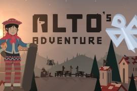أخيرا لعبة Alto's Adventure على نظام الأندرويد