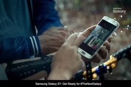 إعلان تشويقي رسمي ل Samsung Galaxy S7