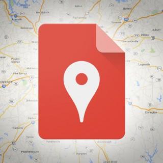 جوجل تُطلق أول تحديث لتطبيق My Maps
