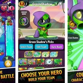 لعبة Heroes ضمن سلسلة ألعاب Plants vs. Zombies متاحة الآن على الأندرويد