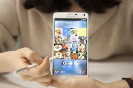 Waffle شبكة اجتماعية جديدة لشركة Samsung