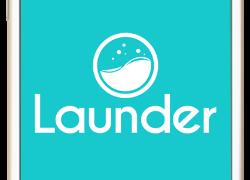 تطبيق Launder لخدمات الغسيل في الرياض