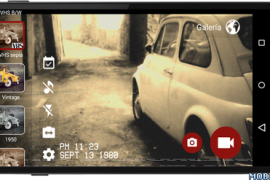 VHS Camcorder تطبيق لتصوير شريط فيديو يعود إلى الثمانينات