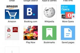 تطبيق متصفح Opera Beta يأتي بترقية الكروم على الأندرويد