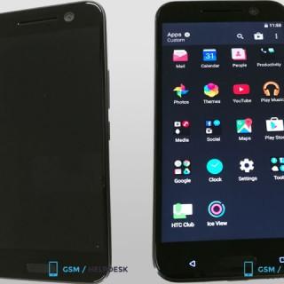 صورتان جديدتان لهاتف HTC 10 الراقي