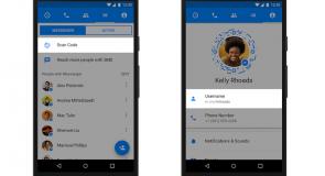 الفيس بوك يكشف عن طرق جديدة لتطبيق محادثاته: Messenger Codes و Links و Usernames