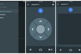 تطبيق Android TV من قوقل للتحكم في أجهزة تلفاز أندرويد عبر أجهزة الأيباد و الأيفون