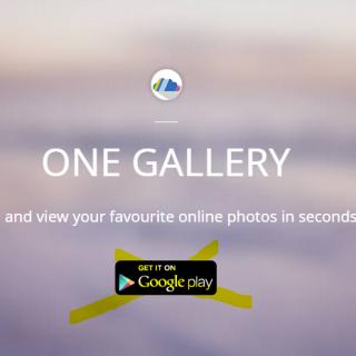 توقف HTC دعم تطبيقها One Gallery لمعرض الصور في 30 أبريل