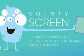 تطبيق Safety Screen لتحديد المسافة بين عين الطفل وشاشة الهاتف