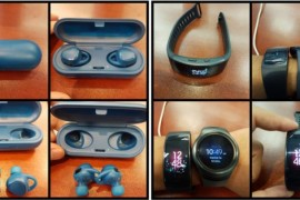 قريبا سوار Gear Fit 2  وسماعات IconX من سامسونج