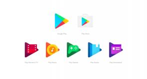 جوجل تحدث تصميم أيقونات عائلة تطبيقاتها على الأندرويد