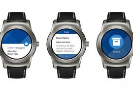 8e691a258 رسميا رسائل البريد على ساعة أندرويد وير عبر تطبيق أوتلوك