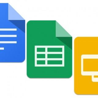 تطبيقات قوقل الإنتاجية Docs، Sheets، و Slides تدعم تحميل الملفات دون الإتصال بالإنترنيت