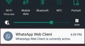 تطبيق Whatsapp سيأتي بخيار إشعار الهاتف أثناء استخدامه على سطح المكتب