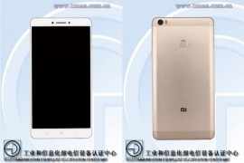 TENAA تكشف عن تصميم ومواصفات هاتف Xiaomi Mi Max