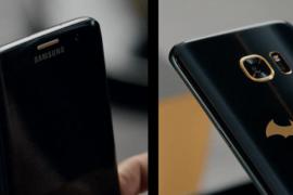 الكشف عن نسخة BatMan من هاتف Samsung Galaxy S7 Edge