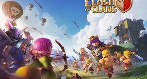 لعبة Clash of Clans V8.332.9  الاستراتيجية متاحة على الأندرويد