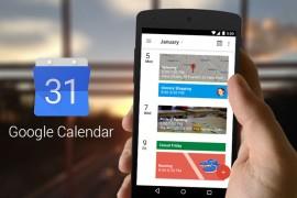 تطبيق Google Calendar يأتي بخاصية الحصوصل على موعد الإجتماعات