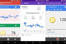 تطبيق قوقل الجديد Science Journal لتحويل هاتفك الذكي لمختبر أبحاث