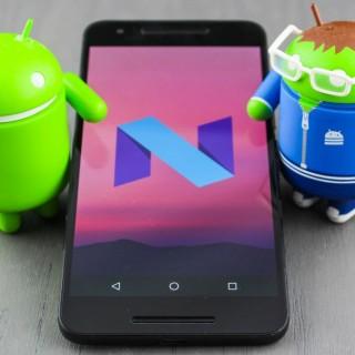 المميزات الجديدة التي جاء بها نظام Android N