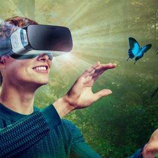 أزيد من مليون مستخدم لخوذة الواقع الإفتراضي Samsung Gear VR في العالم