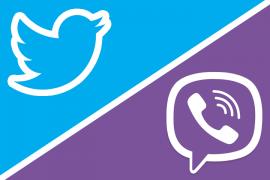 500 مليون تحميل لتطبيق تويتر و فايبر على متجر قوقل بلاي