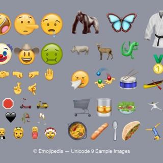 """72 رمز تعبيري جديد """"Emoji"""" يمكنك استخدامهم الآن"""