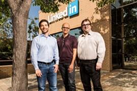 مايكروسوفت تستحوذ على شبكة LinkedIn