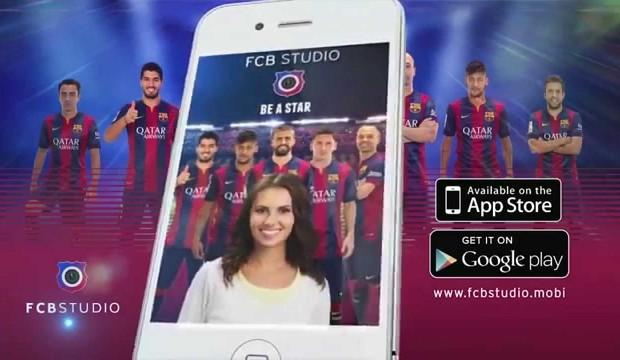 لمشجعي برشلونة تعرف على هذا التطبيق