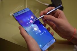 """تعرف على موعد  عودة هواتف سامسونج """" Galaxy Note7″ مرة أخرى"""