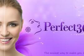 """تطبيق """"perfect365"""" يمكنك من وضع الميكياج يصورة بسيطه"""