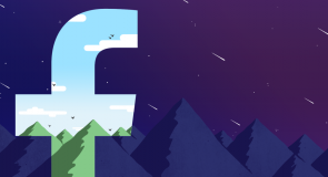 فيس بوك يوفر واجهة مستخدم جديدة باللون الأبيض