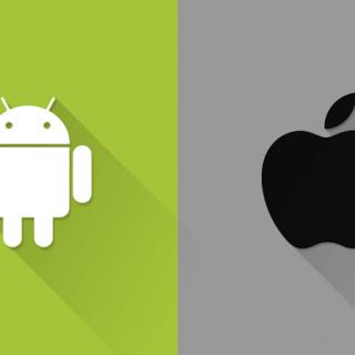 أندرويد يستحوذ على 85% من السوق مقابل 14.35% لـ iOS في 2016