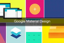 """تعرف على لغة  """"Material Design"""" وأفضل التطبيقات التي تستخدمها"""