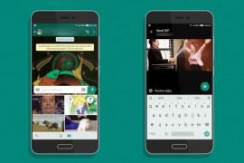 واتس آب يمكن مستخدمي أندرويد من إرسال صور GIF