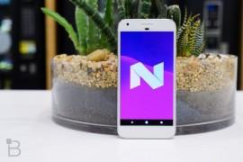 رسميا.. جوجل تعلن عن تحديث أندرويد نوجا 7.1.2