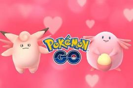 """لعبة بوكيمون جو الشهيرة تحتفل بـ """"عيد الحب"""""""