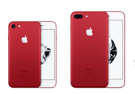 30224-أيفون-7-باللون-الأحمر