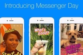 """تعرف على ميزة """"Messenger Day"""" والتي ينافس بها فيس بوك """"سناب شات"""""""