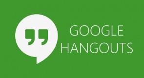 جوجل تتوقف عن دعم رسائل SMS لتطبيق هانج أوت